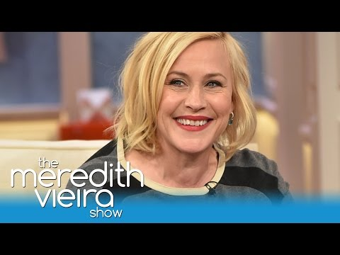 Patricia Arquette On Transgenderism And Bruce Jenner | The Meredith Vieira Show