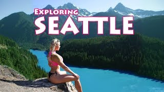 Adventures in Seattle - 3 National Parks & City Life