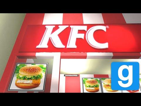 KFC in Garry's Mod