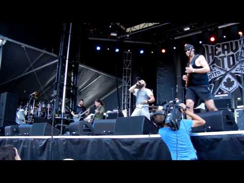 Times of Grace - Willing (Live in Toronto, ON at Heavy TO - July 23, 2011)