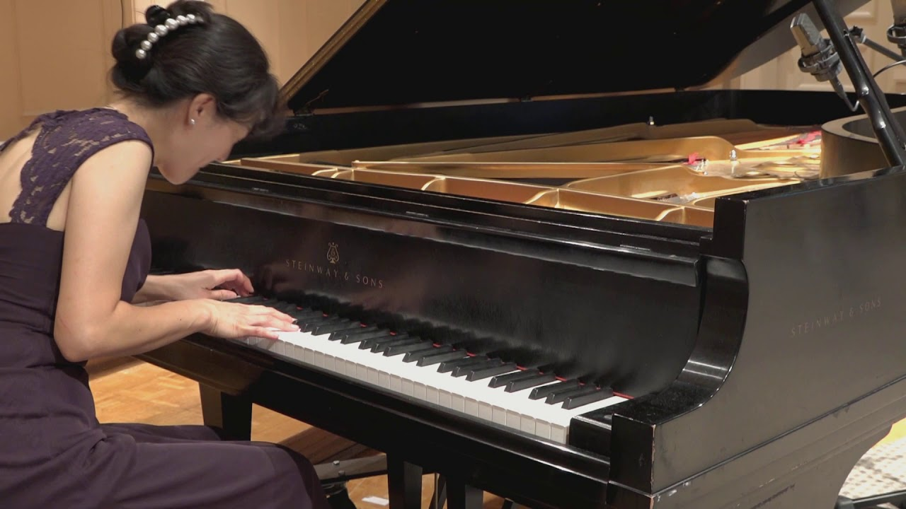 Alborada del gracioso from Ravel's Miroirs, Mvnt. IV, performed by pianist Dr. Rachel KyeJung Park