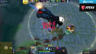 THE BEST DIRE TOWER PLAYS BY 33 (Definitely Not Dota Mod)