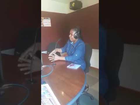 Thabile Myeni on Vibe FM