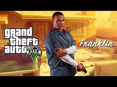 Grand Theft Auto V: Franklin
