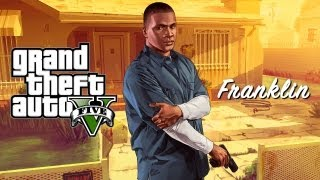 Grand Theft Auto V_ Franklin