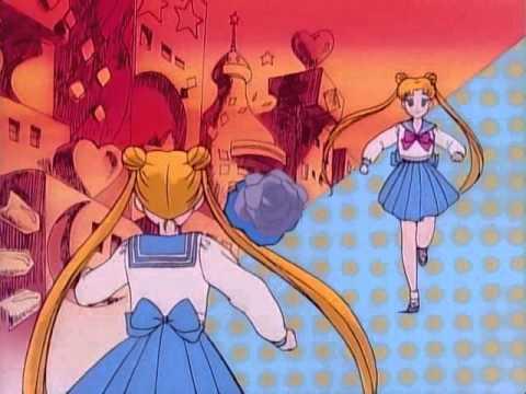 Песни из кино и мультфильмов - Sailor Moon OP