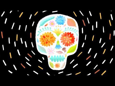 Día de muertos 2014 Doodle (Day of the Dead 2014 Doodle)