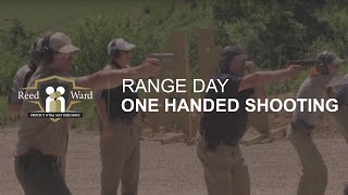 One Handed Shooting Intro and Basics - Range Day II | CCW Guardian