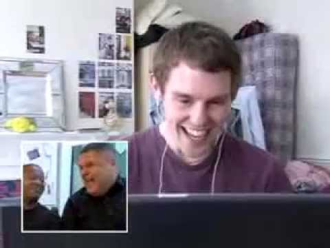 How People Laugh Watching Funny Laughter Videos