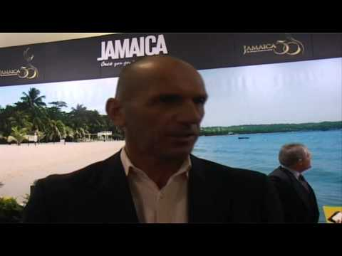 Josef Forstmayr, Managing Director, Round Hill Hotel and Villas @ ITB Berlin 2012