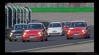 Gran Turismo™SPORT Daily Race 513 Monza Abarth 500 Broadcast
