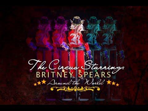 Britney Spears: Around The World video
