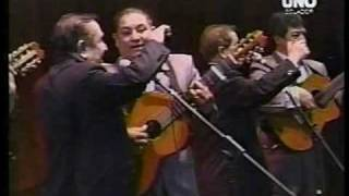 homenaje a los hermanos miño naranjo cantando con el trio los antares pesares