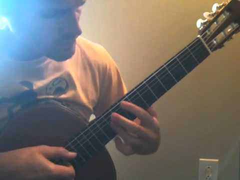 Andy LaRocque classical guitar piece from King Diamond's