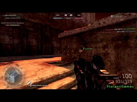 Medal of Honor: Warfighter - Team Deathmatch - Novi Grad Warzone - Frostbite 2 - HD