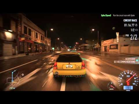 Lets play Need for Speed™ - Episode 8 - Horses for Courses circuit race mission