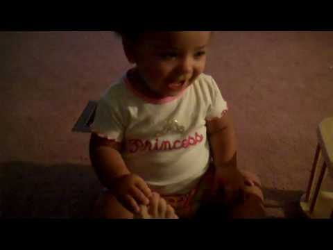 Tickle Feet Video