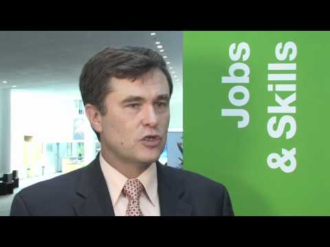 Steve Radelet, Chief Economist USAID on  innovative women entrepreneurs and how to help them