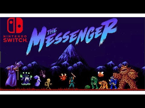The Messenger Game Review for the Switch - Gamester81