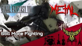 Final Fantasy VII - Fight On! (Those Who Fight Further) 【Intense Symphonic Metal Cover】