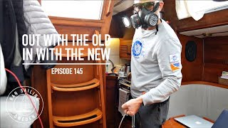 Out With The Old & In With The New - Ep. 145 RAN Sailing