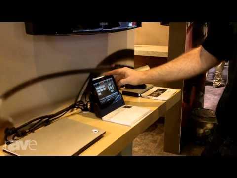 CEDIA 2013: BlackWire Designs shows Control4 Cisco Video-conferencing Integration