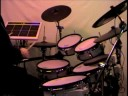 "Roland Drums ~ Tom Burns playing TD-20, SPD-11, to ""Nightslide."""