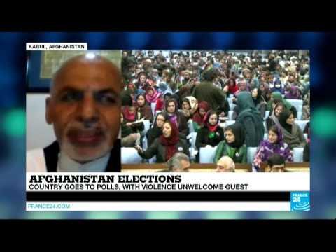 Ashraf Ghani Ashraf Ghani Peter Galbraith