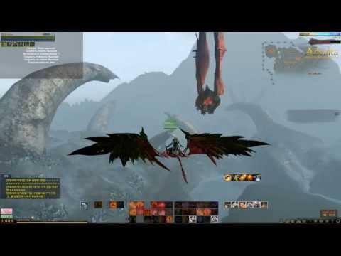 Глайдер красный дракон дизайн