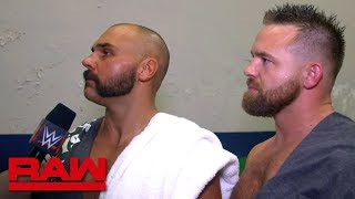 Scott Dawson of The Revival comes full circle before SummerSlam: Raw Exclusive, Aug. 13, 2018