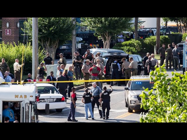New details on Annapolis shooting suspect and victims
