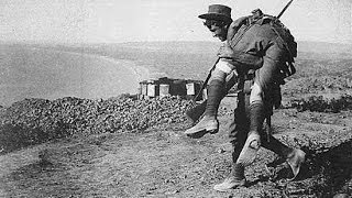 Gallipoli - Australian ANZAC Legend - Heroes Remembrance Song.