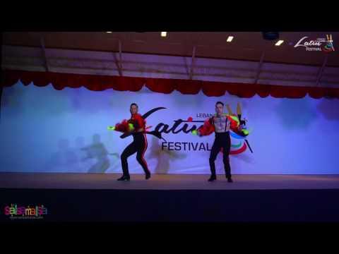 Johnny Vazquez & Giorgio | Lebanon Latin Festival 2016