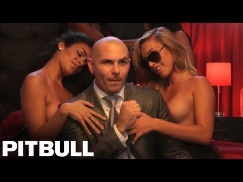 don't Stop The Party Behind The Scenes - Pitbull video