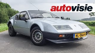Peters Proefrit #5: Renault Alpine A310 V6 (1984)