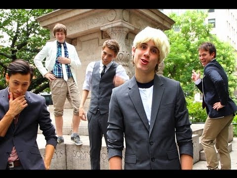 One Direction - One Thing Parody!  Key Of Awesome #61 video