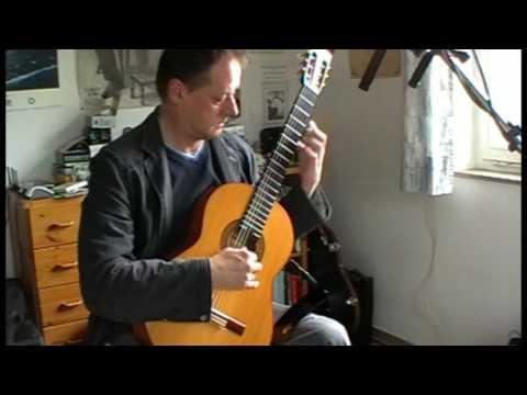 Francisco Tarrega - Estudio e -minor