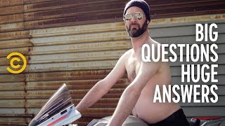 Big Questions, Huge Answers with Jon Dore - Official Trailer