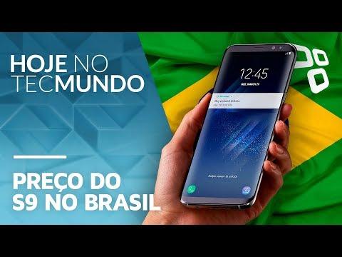 S9 no Brasil será menos caro, Amazon crescendo, polêmica do Facebook e mais - Hoje no TecMundo