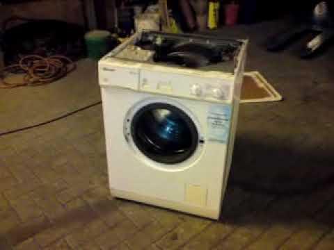 anlasser vs waschmaschine part 2 youtube. Black Bedroom Furniture Sets. Home Design Ideas