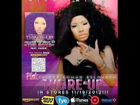 My: Nicki Minaj Pink Friday - Roman Reloaded:The RE-UP Promo