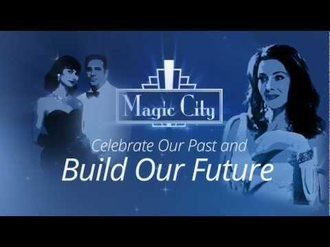 Magic City Gala - April 19th 7pm - The Cushman School - 04/04/2013
