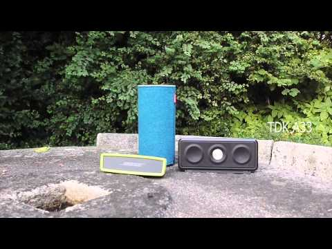 Bose Soundlink Mini outdoor comparison