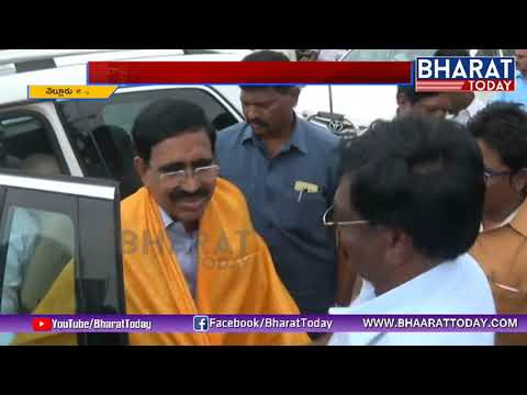 AP Minister Narayana Attended Bike Rally At Nellore  | Bharat Today