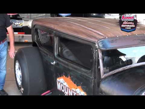 2000 Horsepower Rat Rod - Summit Racing Equipment Atlanta Motorama