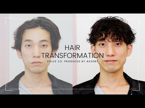 Where to get your hair cut and permed in Osaka, Japan