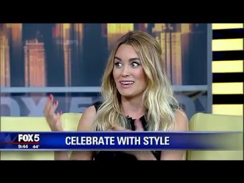 29/03/16 - Lauren Conrad - Interview - Good Day New York