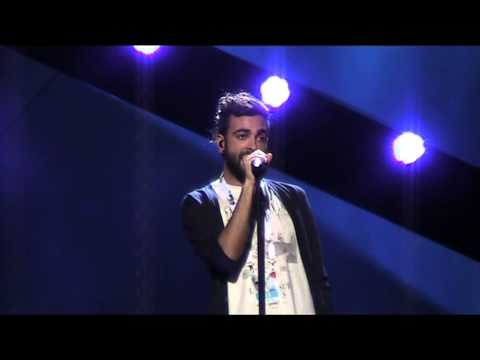 2nd rehearsal: ITALY Marco Mengoni - L'essenziale (Eurovision Songcontest 2013)