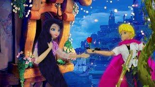 Rapunzel un cuento de Marinette y Adrien
