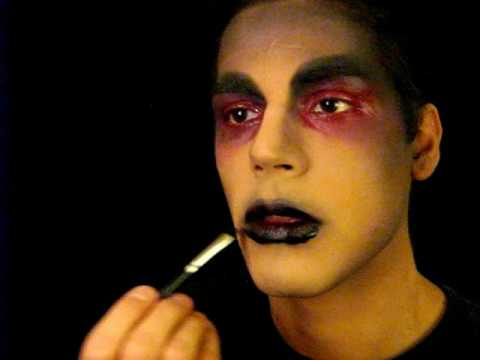 'When Evil Meets Alice In Wonderland' Halloween Make Up Tutorial #2 Video